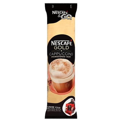 Picture of NESCAFE CAPPUCCINO 12OZ X8(SLEEVE)