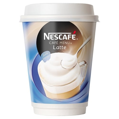 Picture of NESCAFE LATTE 12oz X 8(SLEEVE)