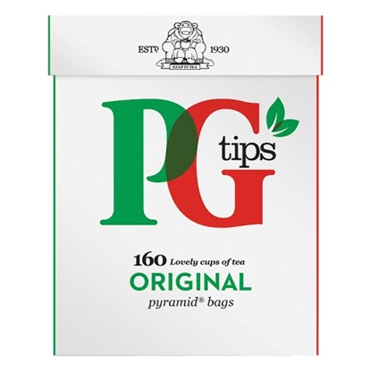 Picture of PM £4.69 PG TIPS 160s X 4