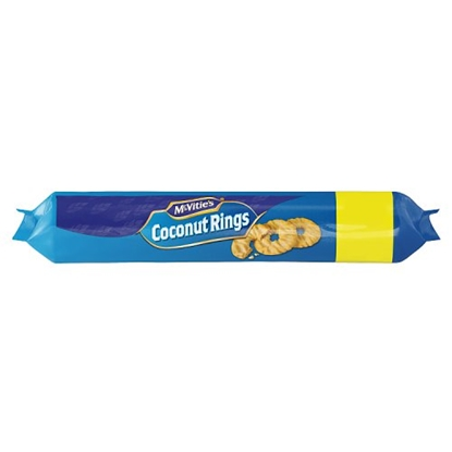 Picture of PM £1 MCVITIES  COCONUT RINGS 300G X 12
