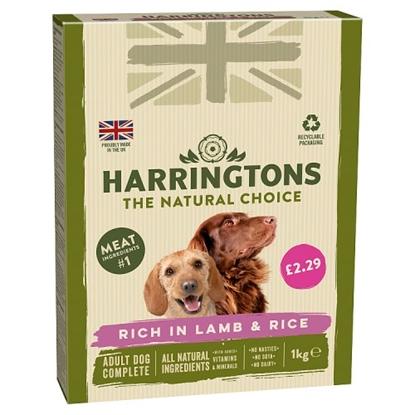 Picture of PM £2.29 HARRINGTONS LAMB&RICE 1KG x5