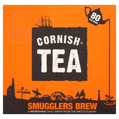 Picture of CORNISH TEA SMUGGLERS BREW 80s X 12