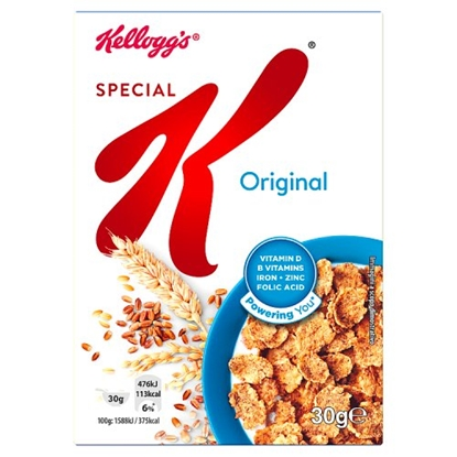 Picture of KELLOGGS SPECIAL K (1 SERVE) X 40