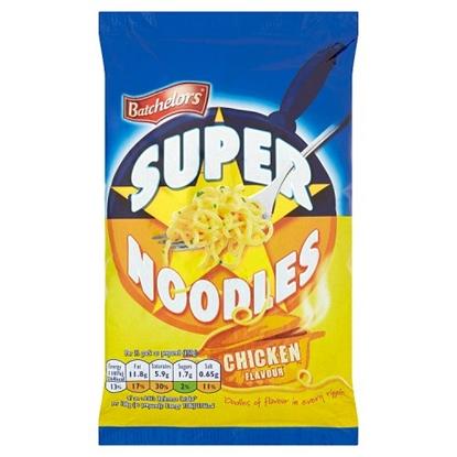 Picture of *NON PM* SUPER NOODLES CHICKEN X 8