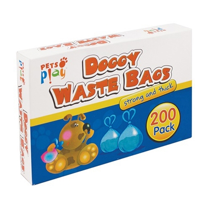 Picture of DOGGY WASTE BAGS 200S X 24