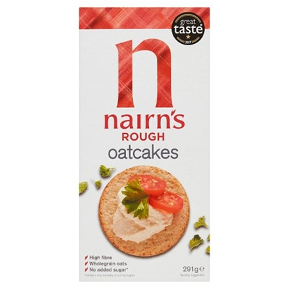 Picture of NAIRN OATCAKES 291G X 10