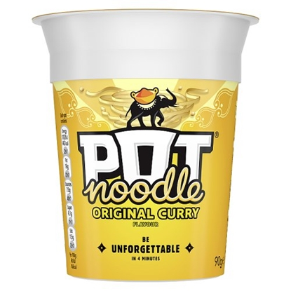 Picture of POT NOODLE CURRY X 12