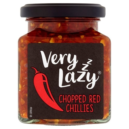 Picture of LAZY RED CHILLI 190G X 6