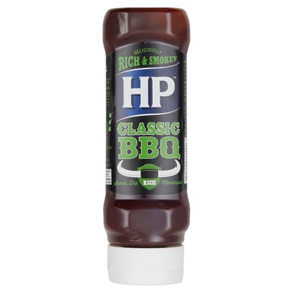 Picture of H.P. *BBQ* SAUCE 465G X 8