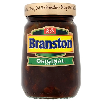Picture of BRANSTON PICKLE ORIG.360G x 6