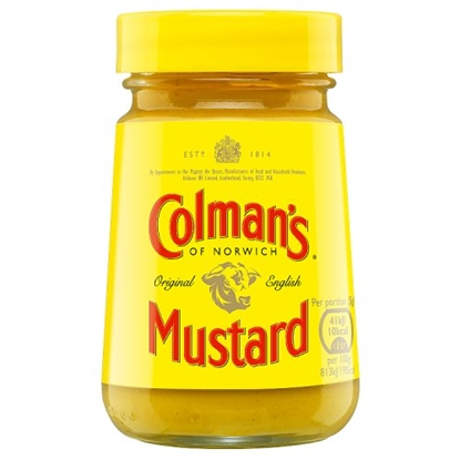 Picture of COLMANS ENGLISH MUSTARD 100Gx8