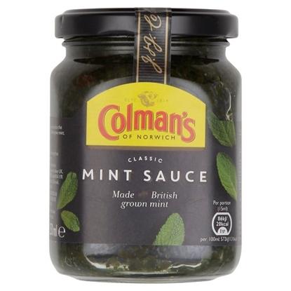 Picture of COLMANS MINT SAUCE 165G X 8