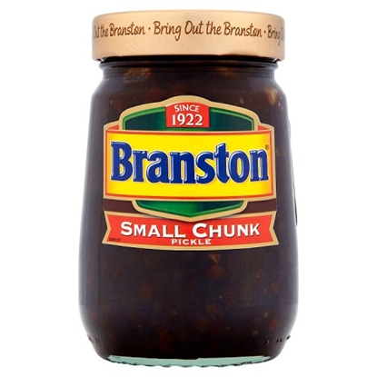 Picture of BRANSTON PICKLE *SMALL* CHUNK 360G X 6
