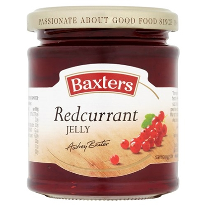 Picture of BAXTERS REDCURRANT JELLY 210G X 6