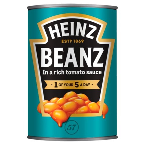Picture of *NON PM * HEINZ BAKED BEANS 415G X 24
