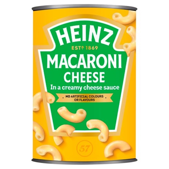 Picture of HEINZ *MACARONI CHEESE* 400Gx6