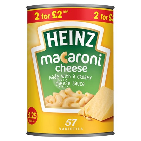 Picture of PM £1.25 HEINZ *MAC.CHEESE*
