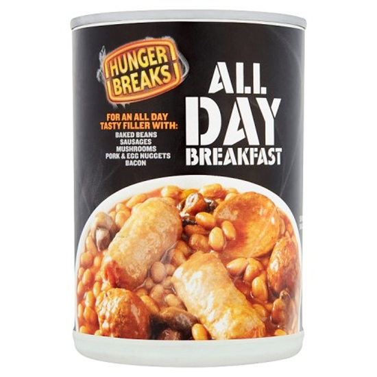 Picture of H.B.ALL DAY BREAKFAST 395G X 6