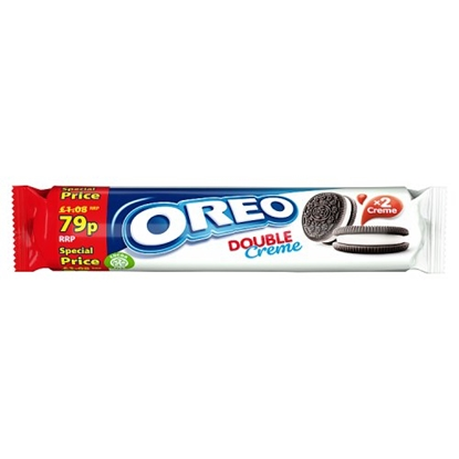 Picture of PM 79P OREO DOUBLE STUFF 157G X 16
