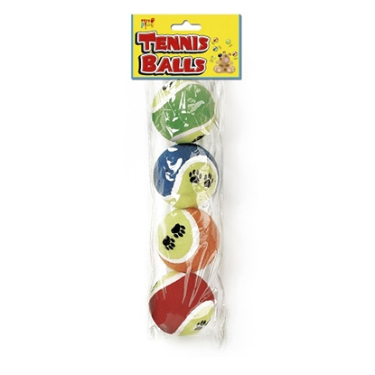 Picture of TENNIS BALLS 3 PACK X 12      (DOG)