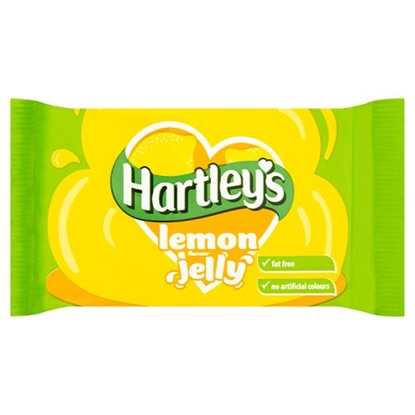 Picture of HARTLEYS LEMON *JELLY* 135G  x 12