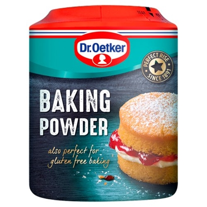 Picture of DR. OETKER G/F BAKING POWDER 170G X 4