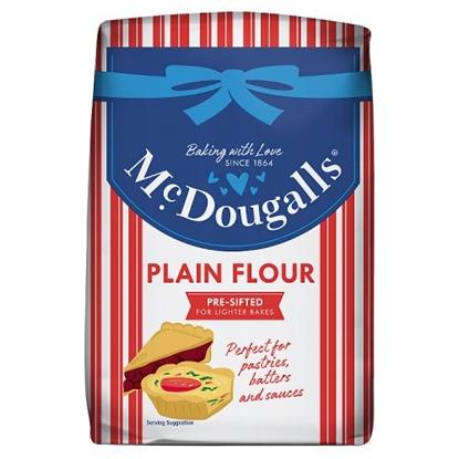 Picture of MCDOUGALS PLAIN FLOUR 1.1KG  X 10