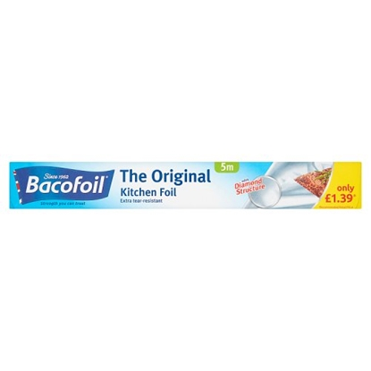 Picture of PM £1.49 BACO FOIL 5M X 6
