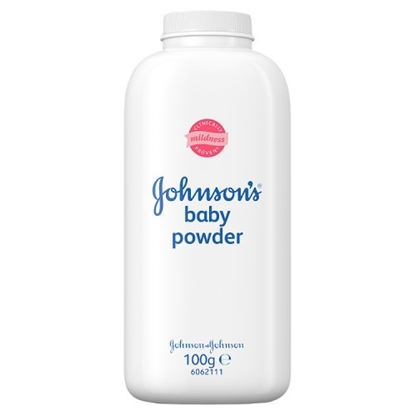 Picture of JOHNSONS BABY POWDER 100G X 12