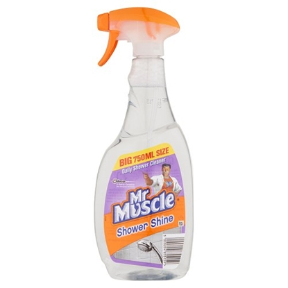 Picture of MR MUSCLE SHOWER 750ML X 6
