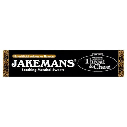Picture of JAKEMANS ORIGINAL *STICK PACK* X 20