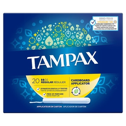Picture of TAMPAX REGULAR 20S X 8