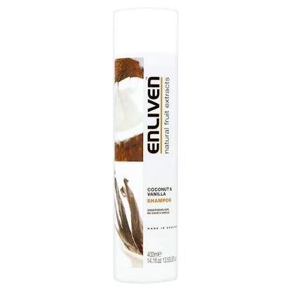 Picture of ENLIVEN SHAMPOO COCONUT & VANILLA 400ML x 6