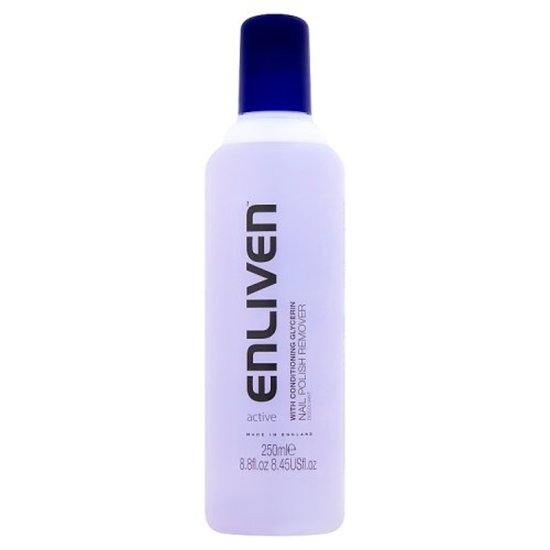 Picture of ENLIVEN NAIL POLISH REMOVER 250ML X 12