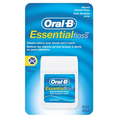 Picture of ORAL B DENTAL FLOSS  X 12