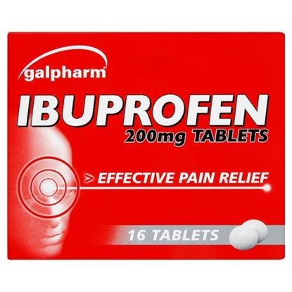 Picture of GALPHARM/IBUCALM IBUPROFEN 16S X 12