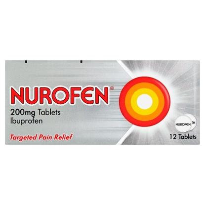 Picture of NUROFEN TABLETS 12s X 12