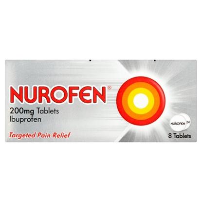 Picture of NUROFEN TABLETS 8s X 12