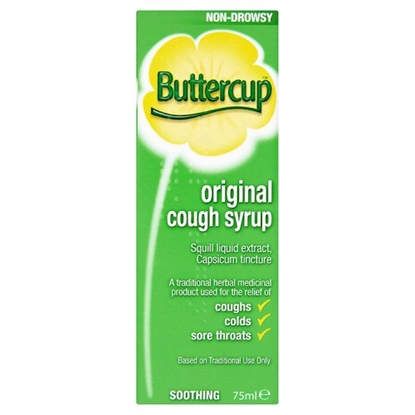 Picture of BUTTERCUP SYRUP ORIG 75ML X 6