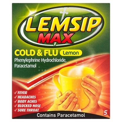 Picture of LEMSIP *MAX* LEMON 5S X 6