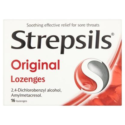 Picture of STREPSILS ORIGINAL 16s X 12