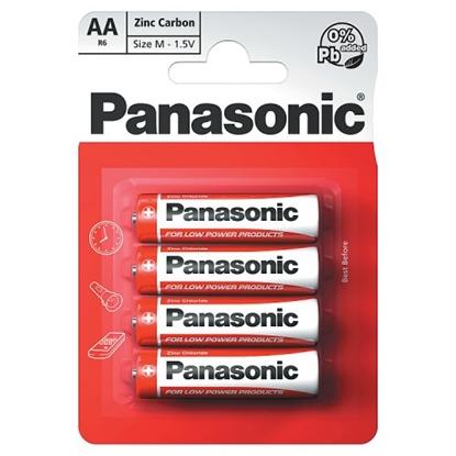 Picture of PANASONIC  ZINC * AA * 4S X 12