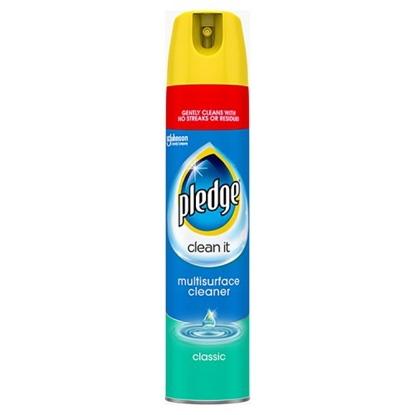 Picture of PLEDGE *MULTI SURFACE* 250ML X 6