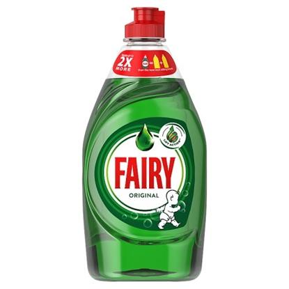 Picture of FAIRY LIQUID ORIGINAL *PLAIN* 500ML X 16