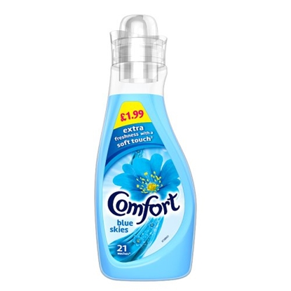 Picture of PM £1.99 COMFORT REG.750ML X 8
