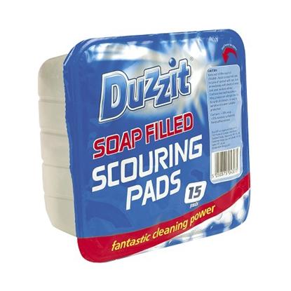 Picture of DUZZIT SOAP FILL.SCOUR 15PKx12