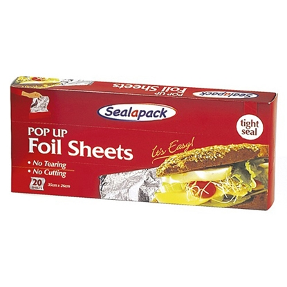 Picture of FOIL SHEETS 20S X 12