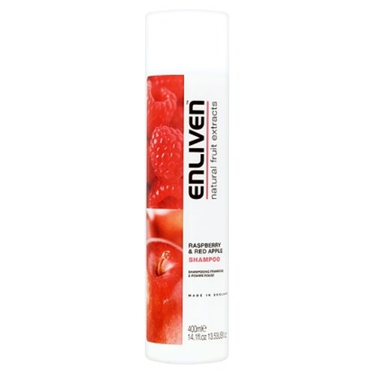 Picture of ENLIVEN SHAMPOO RASPBERRY & APPLE 400ML x 6