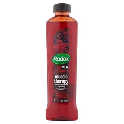 Picture of RADOX BATH MUSCLE THERAPY 500ML X 6