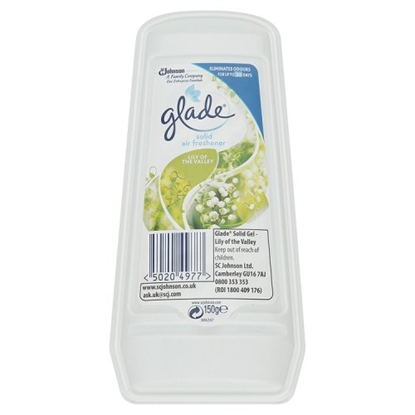 Picture of GLADE SOLID AIR FRESHNER LINEN X 8